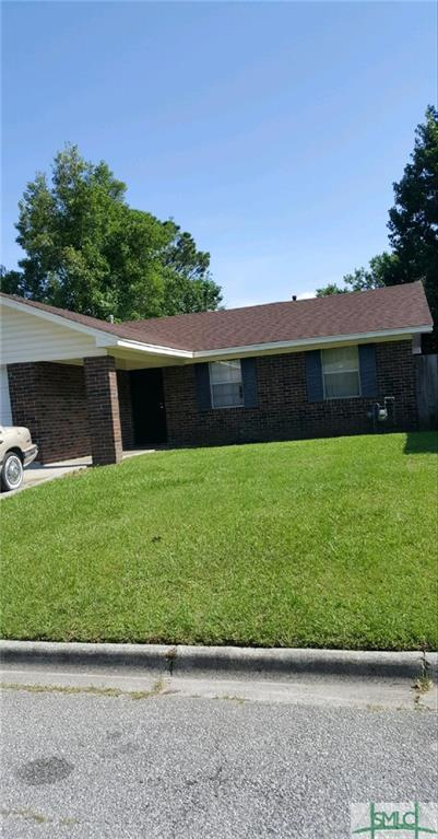 201 Tech Drive, Savannah, GA 31406 (MLS #208907) :: The Arlow Real Estate Group