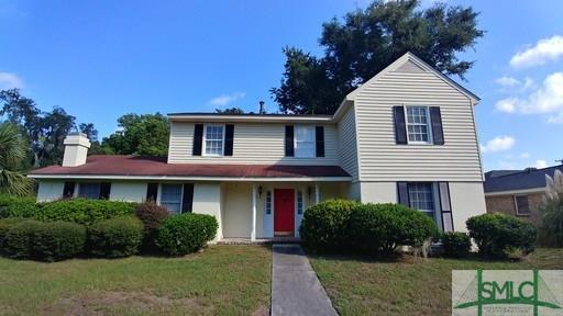 15 Sulgrave Road, Savannah, GA 31406 (MLS #209057) :: The Arlow Real Estate Group