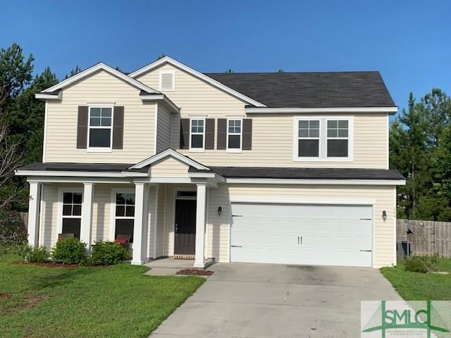 264 Willow Point Circle, Savannah, GA 31407 (MLS #209080) :: The Arlow Real Estate Group