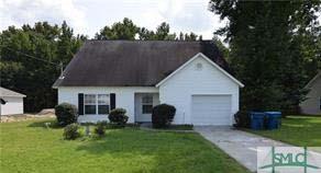45 Bonnie Circle, Ellabell, GA 31308 (MLS #209332) :: The Sheila Doney Team