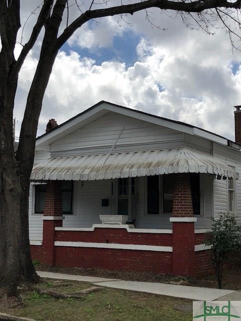 1005 W 41st Street, Savannah, GA 31415 (MLS #209333) :: The Randy Bocook Real Estate Team