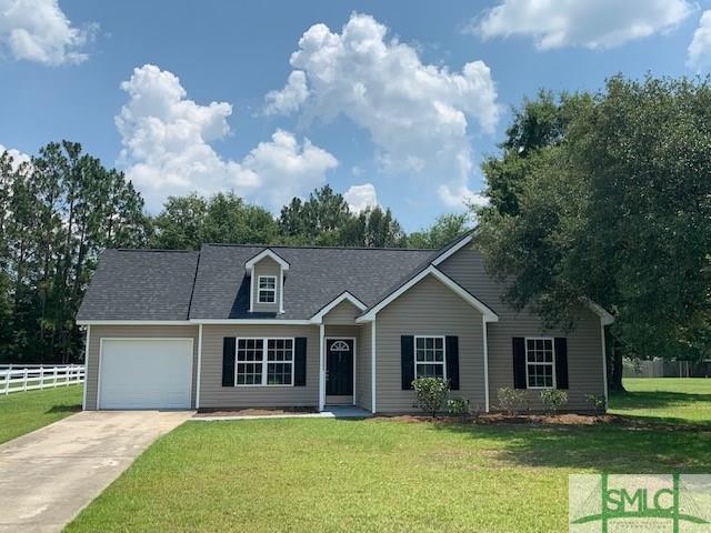 191 Walker Drive, Guyton, GA 31312 (MLS #209513) :: Teresa Cowart Team
