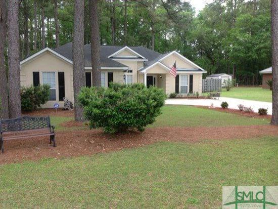 313 S Maple Drive, Hinesville, GA 31313 (MLS #209580) :: Coastal Savannah Homes