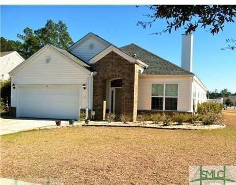 16 Old Bridge Drive, Pooler, GA 31322 (MLS #209771) :: Coastal Savannah Homes