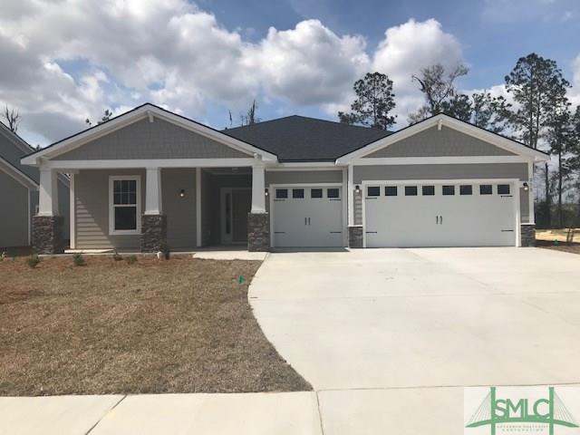 275 Mc Queen Drive, Pooler, GA 31322 (MLS #209787) :: Coastal Savannah Homes