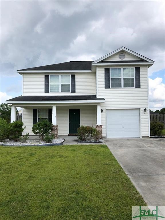 155 Willow Oak Drive, Richmond Hill, GA 31324 (MLS #209864) :: Keller Williams Realty-CAP