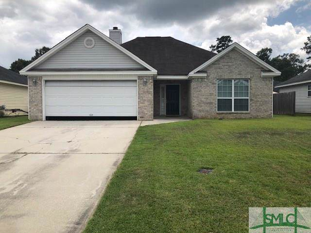 125 W Tahoe Drive, Savannah, GA 31405 (MLS #209886) :: The Randy Bocook Real Estate Team