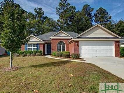 227 Pebblestone Drive, Bloomingdale, GA 31302 (MLS #210240) :: The Randy Bocook Real Estate Team