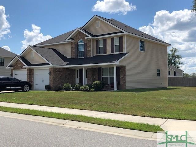 344 Prospect Loop, Midway, GA 31320 (MLS #210455) :: The Randy Bocook Real Estate Team