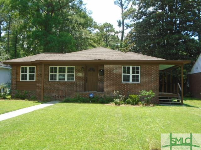 103 E 66th Street, Savannah, GA 31405 (MLS #211243) :: Keller Williams Coastal Area Partners