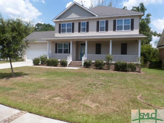 116 Mosswood Drive, Savannah, GA 31405 (MLS #211247) :: The Arlow Real Estate Group