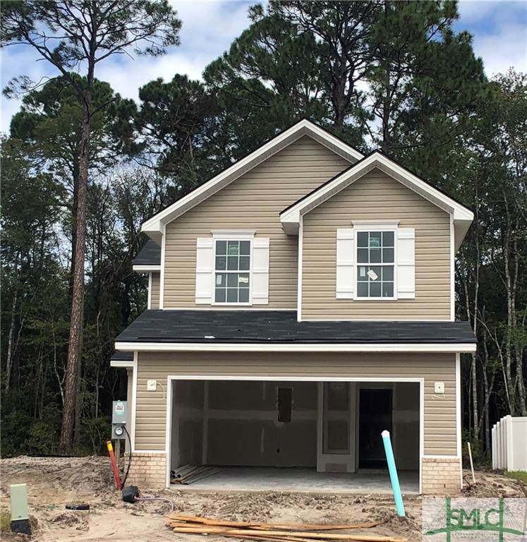 1253 Cypress Fall Circle, Hinesville, GA 31313 (MLS #211806) :: The Arlow Real Estate Group