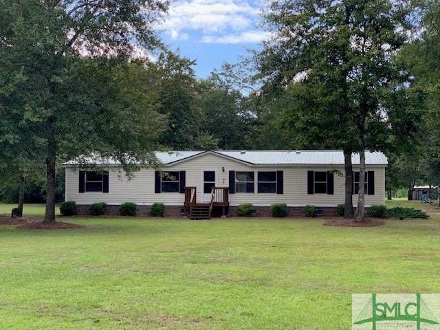 104 Saddlehorn Drive, Guyton, GA 31312 (MLS #212180) :: The Randy Bocook Real Estate Team