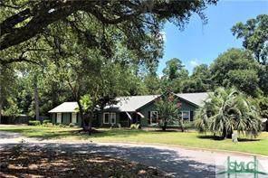 114 Springhouse Drive, Savannah, GA 31419 (MLS #212415) :: Keller Williams Coastal Area Partners