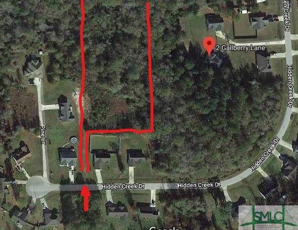 0 Hidden Creek Drive, Guyton, GA 31312 (MLS #212490) :: Coastal Savannah Homes