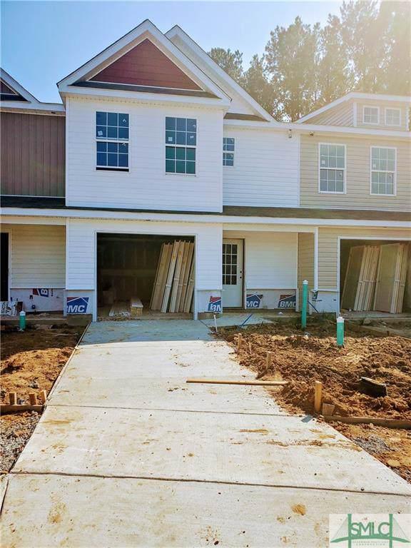 47 Mossy Oak Cove, Port Wentworth, GA 31407 (MLS #212601) :: Level Ten Real Estate Group