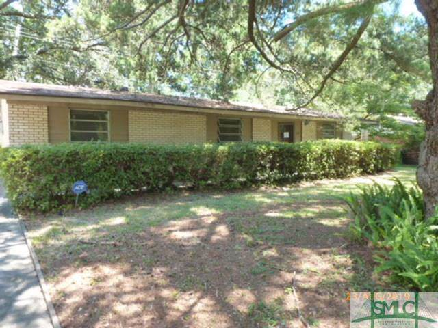 310 Woodley Road, Savannah, GA 31419 (MLS #212608) :: Teresa Cowart Team