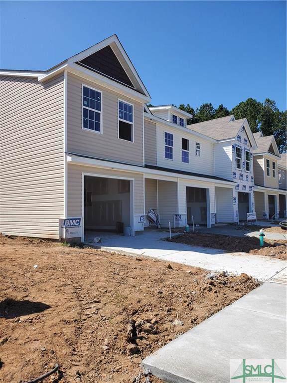 35 Mossy Oak Cove, Port Wentworth, GA 31407 (MLS #212673) :: Level Ten Real Estate Group