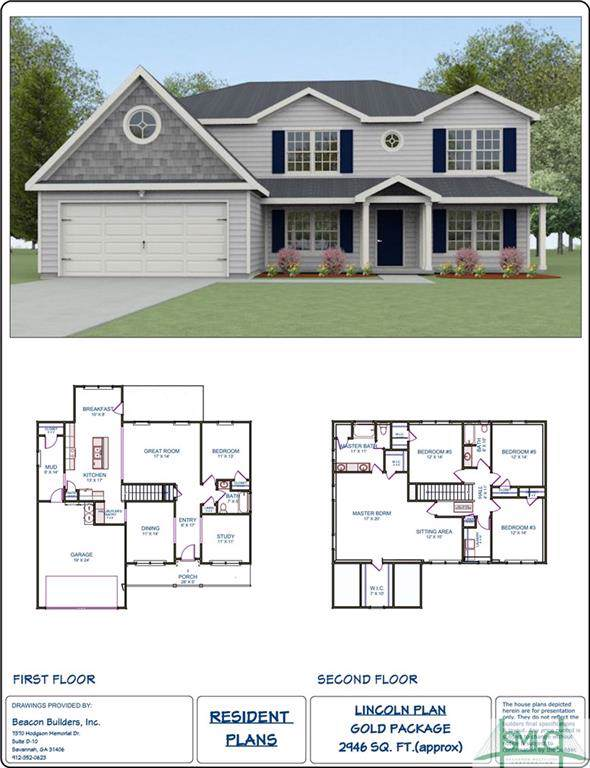 329 Coconut Drive, Bloomingdale, GA 31302 (MLS #212704) :: The Randy Bocook Real Estate Team