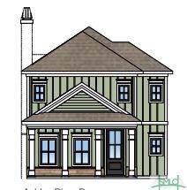 11 Dogwood Circle, Port Wentworth, GA 31407 (MLS #212723) :: Teresa Cowart Team