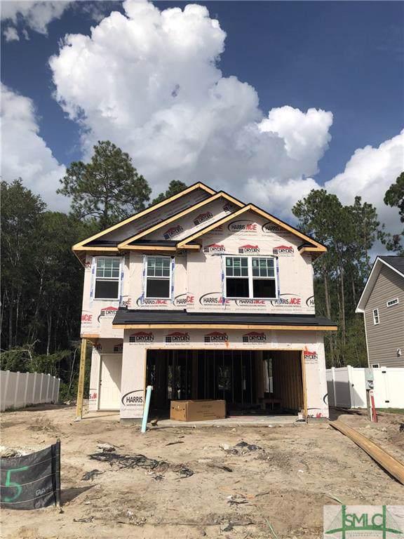 1249 Cypress Fall Circle, Hinesville, GA 31313 (MLS #212793) :: McIntosh Realty Team