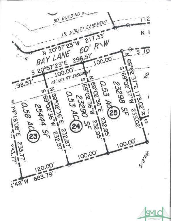 334 Bay Lane, Eden, GA 31307 (MLS #212932) :: The Randy Bocook Real Estate Team