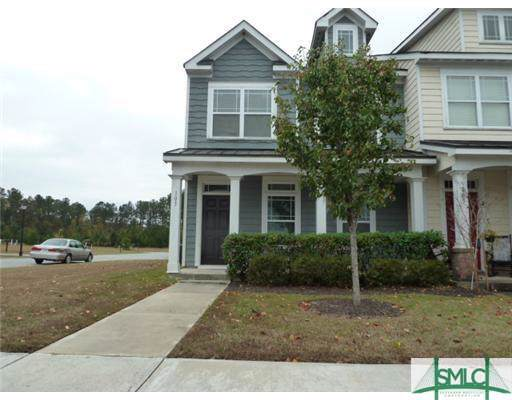 103 Moonlight Trail, Port Wentworth, GA 31407 (MLS #213010) :: Heather Murphy Real Estate Group