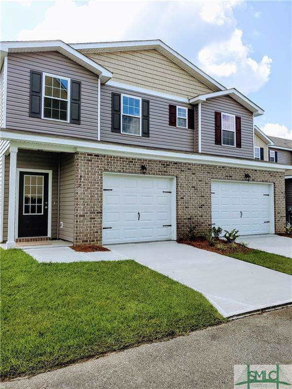 322 Dogwood Circle, Port Wentworth, GA 31407 (MLS #213018) :: RE/MAX All American Realty