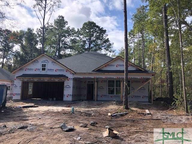 52 Pulaski Drive, Richmond Hill, GA 31324 (MLS #213043) :: The Arlow Real Estate Group
