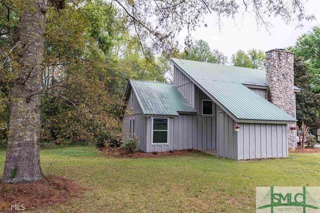 151 Atkinson Drive, SWAINSBORO, GA 30401 (MLS #214216) :: The Randy Bocook Real Estate Team