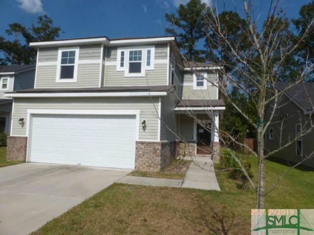 172 Calm Oaks Circle, Savannah, GA 31419 (MLS #214367) :: The Sheila Doney Team