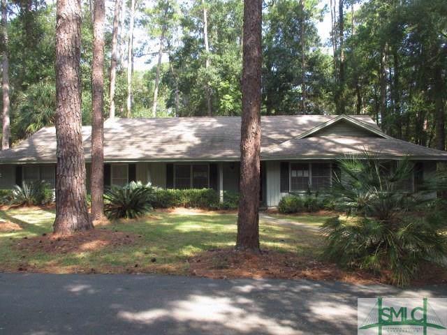 1 Jekyl Lane, Savannah, GA 31411 (MLS #214469) :: Keller Williams Coastal Area Partners