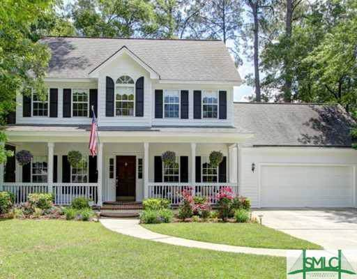 6 Bridle Lane, Savannah, GA 31405 (MLS #214471) :: Liza DiMarco