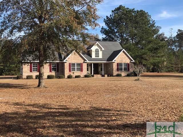 195 Sunshine Lake Road, Midway, GA 31320 (MLS #214617) :: The Randy Bocook Real Estate Team