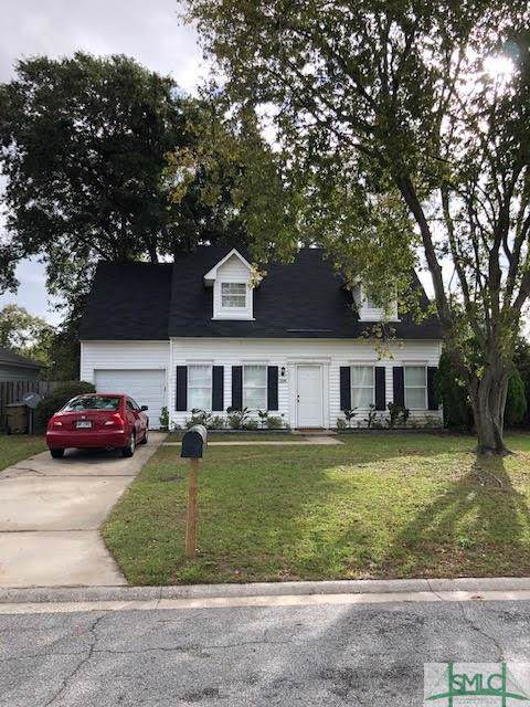 104 Ropemaker Lane, Savannah, GA 31410 (MLS #214719) :: Coastal Savannah Homes