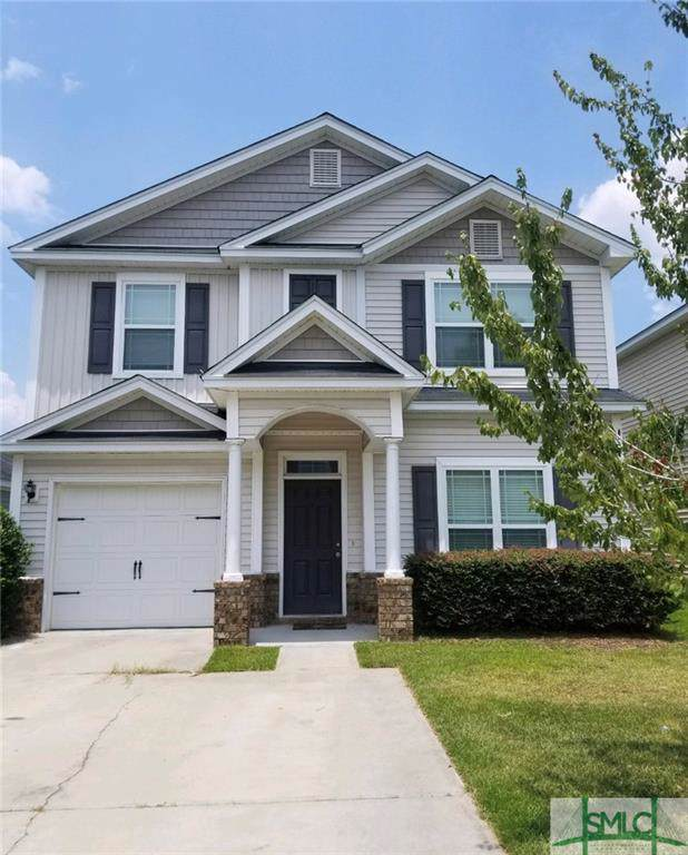 161 Chapel Lake South Drive, Savannah, GA 31419 (MLS #214942) :: The Randy Bocook Real Estate Team