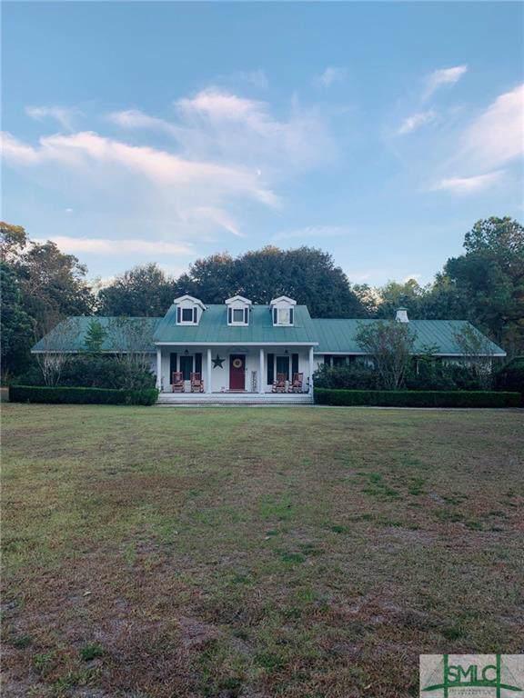 930 Mckenzie Trail, Furman, GA 29921 (MLS #215043) :: Coastal Savannah Homes