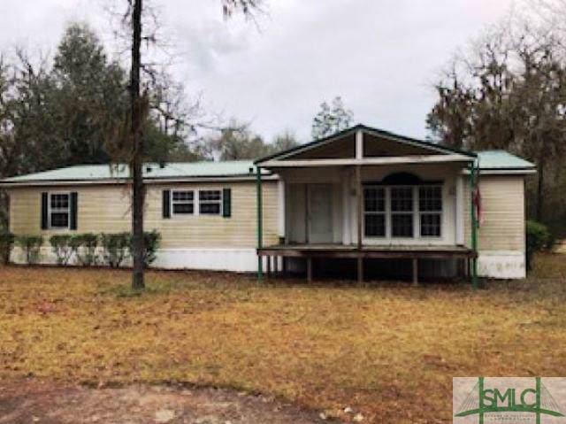 929 Groveland Nevils Road, Pembroke, GA 31321 (MLS #215064) :: Partin Real Estate Team at Better Homes and Gardens Real Estate Legacy