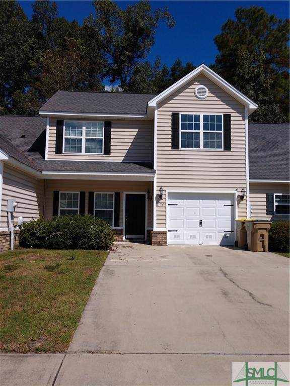 136 Cypress Pointe Drive, Richmond Hill, GA 31324 (MLS #215120) :: Keller Williams Coastal Area Partners
