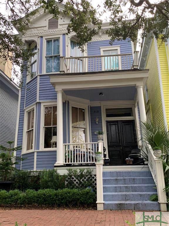 313 W Hall Street, Savannah, GA 31401 (MLS #215147) :: Keller Williams Coastal Area Partners