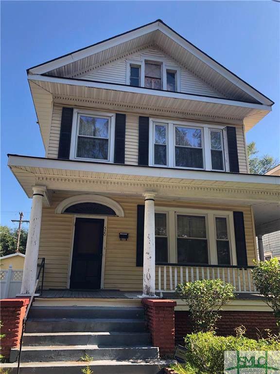 520 W 36th Street, Savannah, GA 31415 (MLS #215255) :: The Arlow Real Estate Group