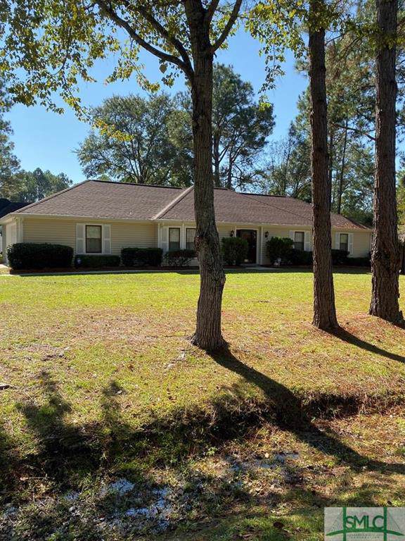 1529 Stella Avenue, Vidalia, GA 30474 (MLS #215649) :: Coastal Savannah Homes