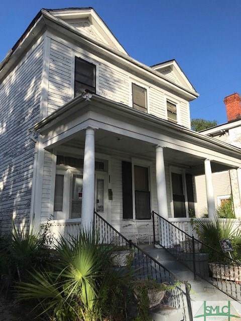 306 W 40th Street, Savannah, GA 31401 (MLS #215777) :: Teresa Cowart Team