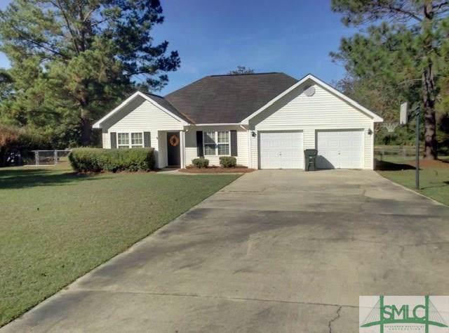 2125 Alexis Drive, Claxton, GA 30417 (MLS #215830) :: Teresa Cowart Team