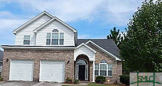 492 Golden Grove Lane, Richmond Hill, GA 31324 (MLS #216185) :: RE/MAX All American Realty