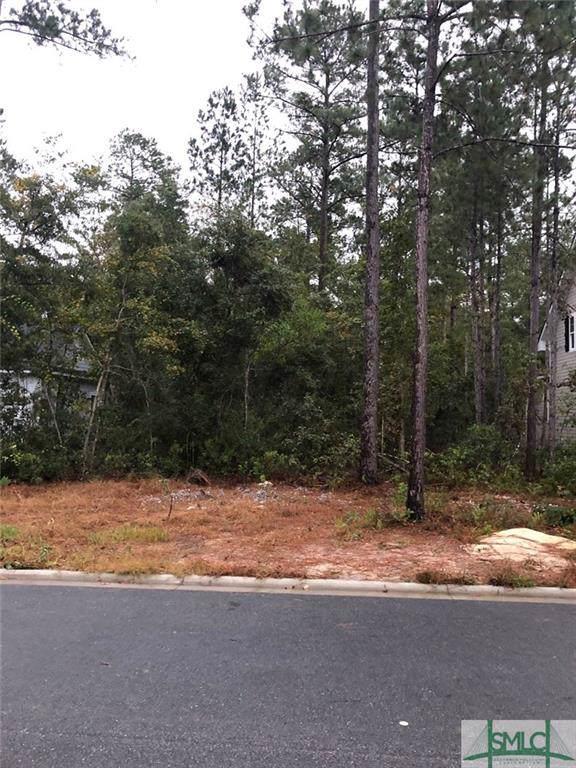 167 Ridgewood Park Drive S, Richmond Hill, GA 31324 (MLS #216210) :: Heather Murphy Real Estate Group