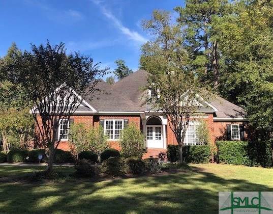 32 Myrtlewood Drive, Savannah, GA 31405 (MLS #216421) :: Teresa Cowart Team