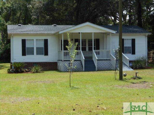 99 Wye Road, Midway, GA 31320 (MLS #216568) :: Bocook Realty
