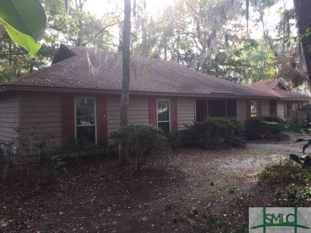 7 Sandown Road, Savannah, GA 31419 (MLS #216631) :: The Randy Bocook Real Estate Team