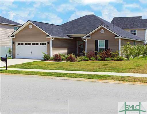 214 Scarlett Lane, Richmond Hill, GA 31324 (MLS #216645) :: The Randy Bocook Real Estate Team